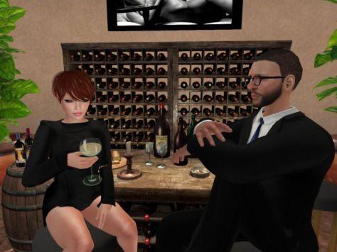 North Sea Hotel at the Wine Bar