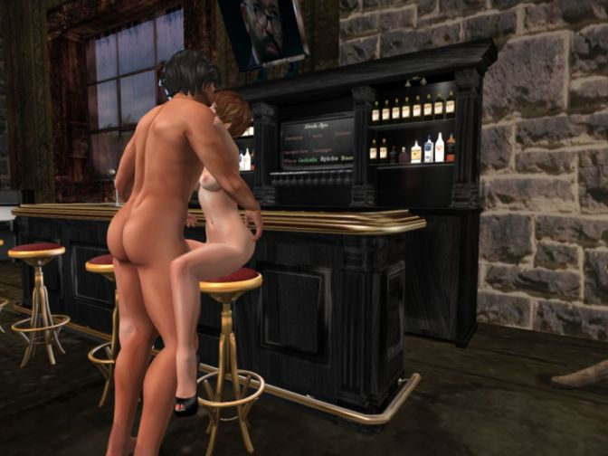 What Hotels are for in Second Life – The Motel Rouge Ibiza