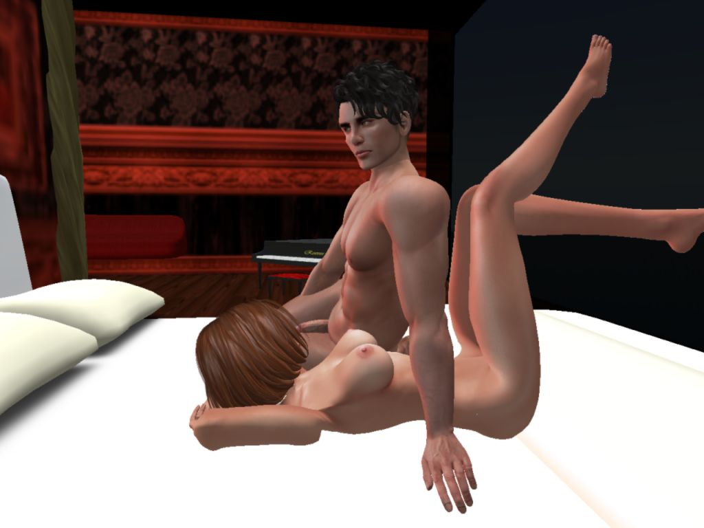 Sex in the Onduty Hotel in Second Life
