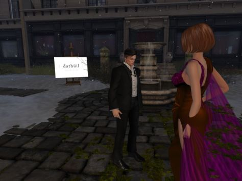 Chamber Society Second Life