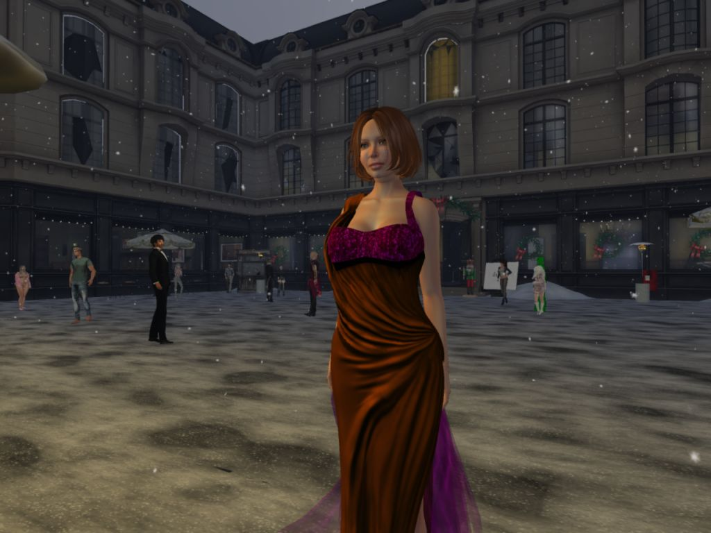 Secret Society at Chamber Hotel in Second Life