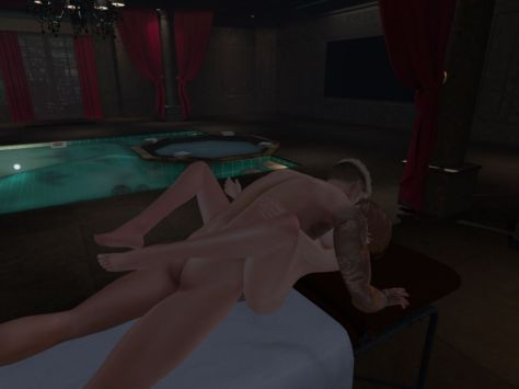Getting Fucked in the Chamber Hotel Spa