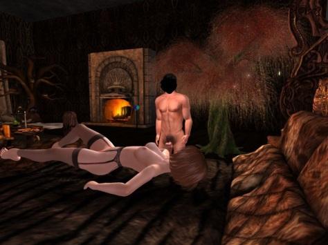 Quick Sex at Extasia in Second Life