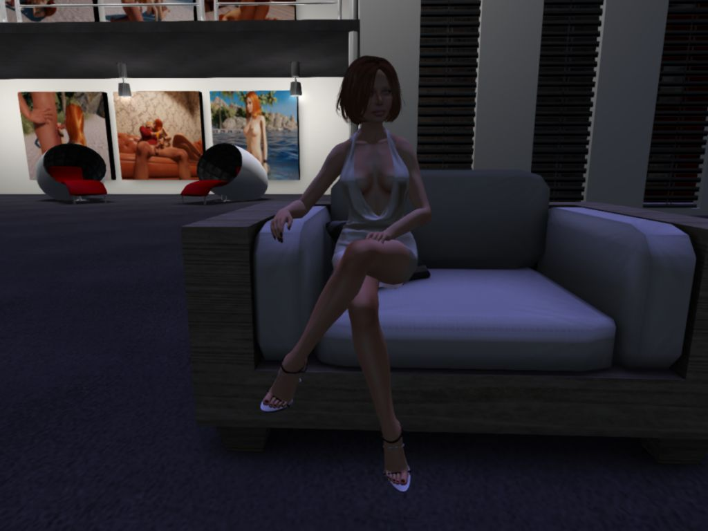 3DXChat Store in Second Life