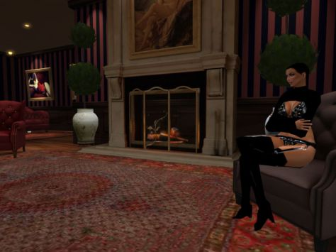 Femboys Dating Place in Second Life