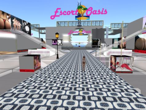 Escort Oasis in Second Life
