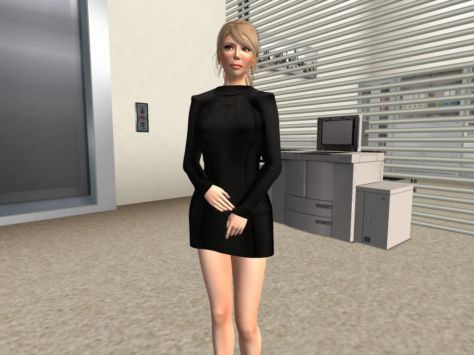 Jessica in Second Life