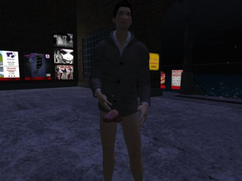 Noob wih Free Penis in Second Life